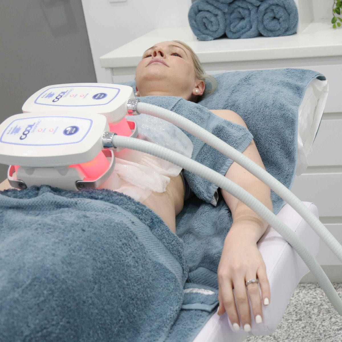 Cryolipolysis fat freezing Sydney
