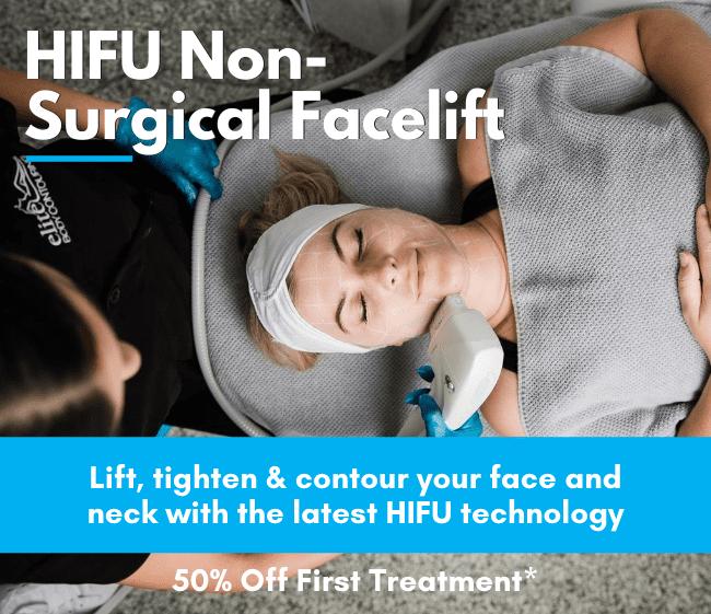 HIFU Non- Surgical Facelift